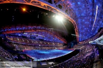 Большинство россиян положительно оценивают зимнюю Сочинскую Олимпиаду