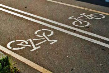 Велосипедисты Краснодара получили новую велодорожку