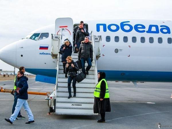 С 6 февраля открыты бюджетные авиарейсы Москва-Сочи