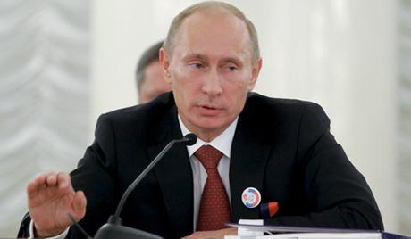 На съезде  независимых профсоюзников в Сочи выступил Президент РФ