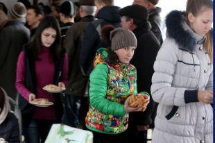 В Ростовской области открыли более 30 пунктов для размещения беженцев с Украины