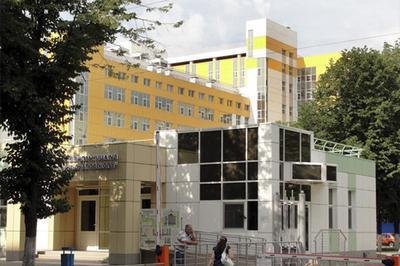 В первой краевой клинической больнице Краснодара появилось новое отделение скорой помощи