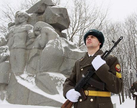 Краснодар отметил годовщину освобождения от немецкой оккупации