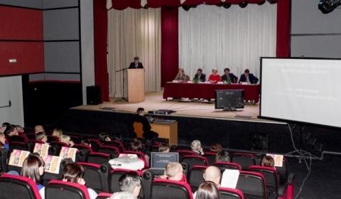 Власти Наримановского района Астраханской области отчитались о проделанной работе