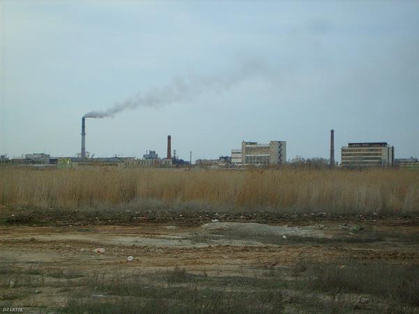 В Волгограде на заводе