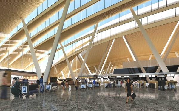 В Ростове началось строительство нового аэропорта
