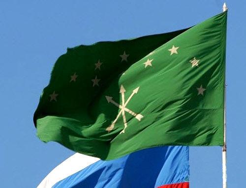 В Адыгее масштабно отметят День государственного флага республики