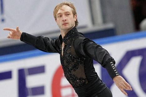 Евгений Плющенко представит в Сочи ледовое шоу