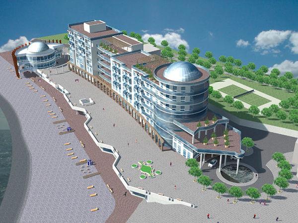 Строительство кластера «Абрау-Утриш» идет по плану