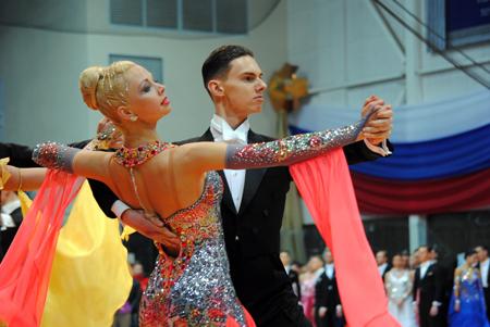 В Сочи завершился Чемпионат России по танцам