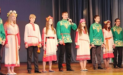 В Волгограде провели молодежный фестиваль национальных культур