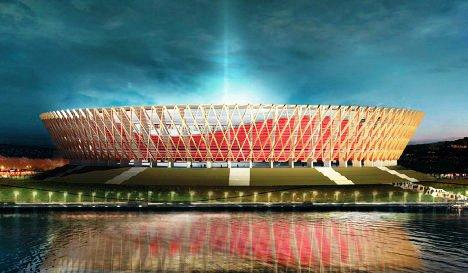 В Волгограде начался первый этап строительства нового стадиона к ЧМ-2018