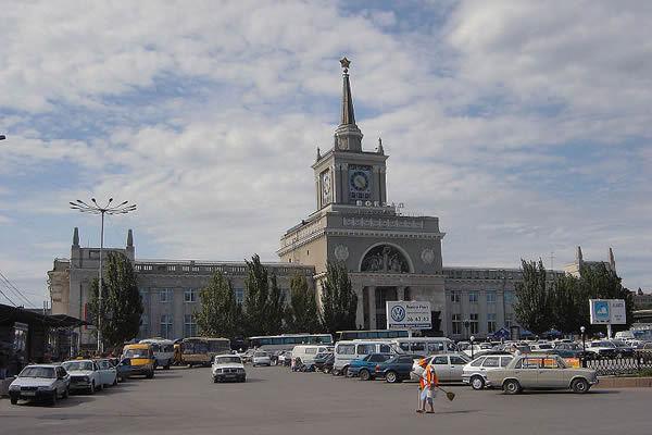 В Волгограде реконструируют центр города