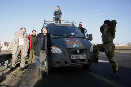 В Астрахани представители
