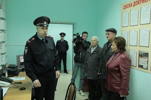 Общественный совет при МВД в Майкопе посетил места содержания заключённых