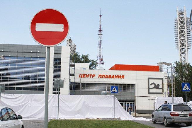 До 1 апреля в Краснодаре откроют ранее обрушившийся бассейн