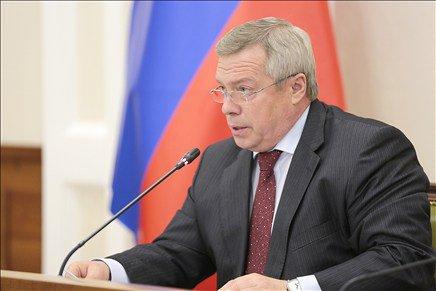 Ростовский губернатор провёл заседание антитеррористической комиссии