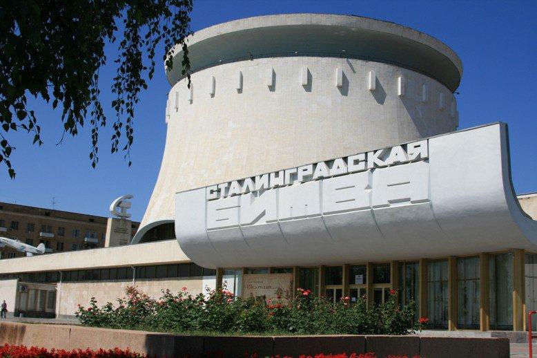 Музей-заповедник «Сталинградская битва» осквернён вандалами
