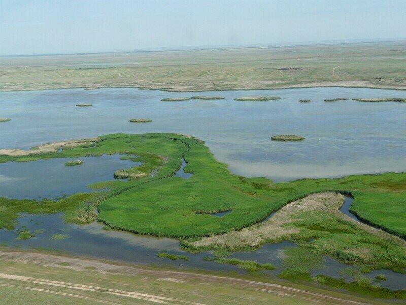 У водной системы Калмыкии большое будущее