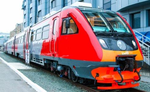 В Волгограде начал курсировать новый рельсовый автобус