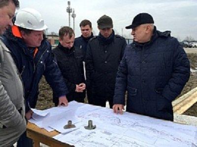 Крымск и Крымский район получат защиту от наводнений