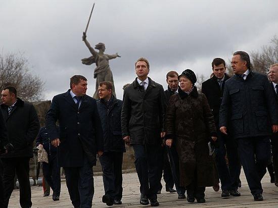 Первый вице-премьер РФ оценил подготовку Волгограда к ЧМ – 2018
