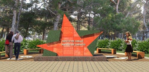 К празднику 9 мая в Геленджике появятся новые достопримечательности
