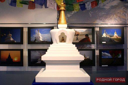 В Волгограде откроется необычная буддийская выставка