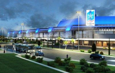 Международный аэропорт Сочи реализует программу Priority Pass