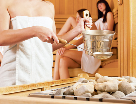Отдых в бане - путь к молодости и здоровью