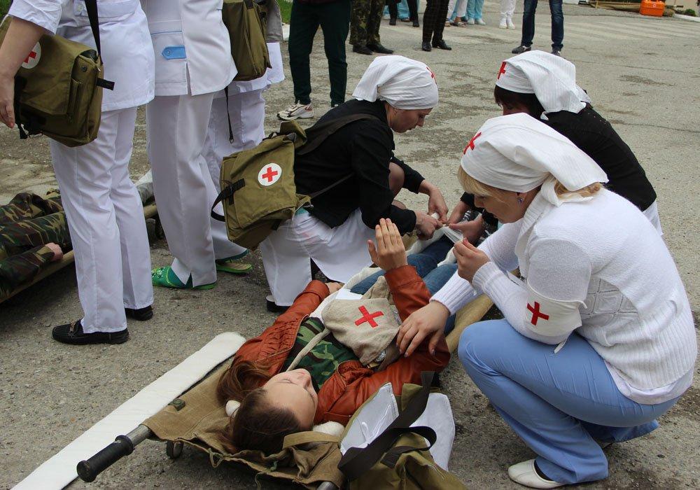 Краснодарские спасатели организуют учения