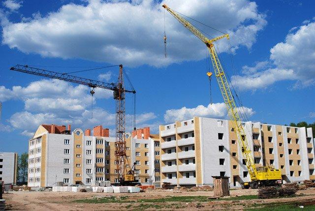Темпы жилищного строительства на подъеме
