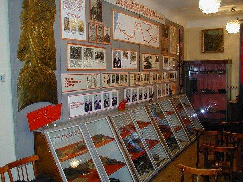 В Элисте откроется Музей Боевой Славы
