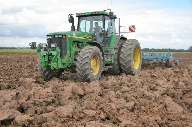 Господдержка увеличивает число фермеров
