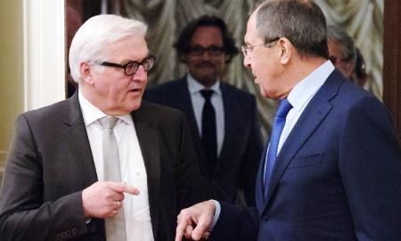 В Волгограде встретятся главы МИД России и Германии