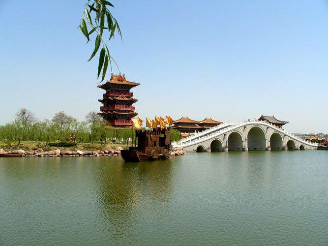 Астрахань налаживает контакты с китайскими инвесторами