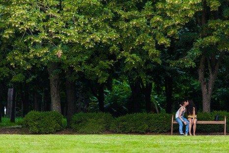 С начала мая в Краснодаре открываются все городские парки