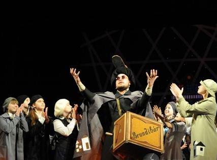 В Волгограде премьера оперы «Брундибар» прошла  при полном аншлаге