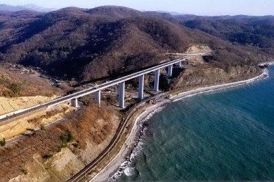 В Сочи после ремонта открыли самый высокий мост в России