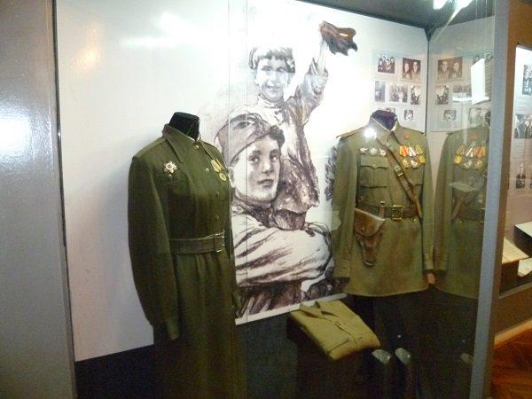 В Национальном Музее Адыгеи открылся зал, посвященный ВОВ