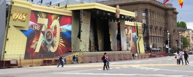 День Победы в Волгограде будут отмечать много известных артистов