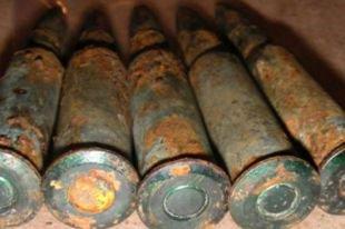 Снаряды времён войны обнаружены в Адыгее