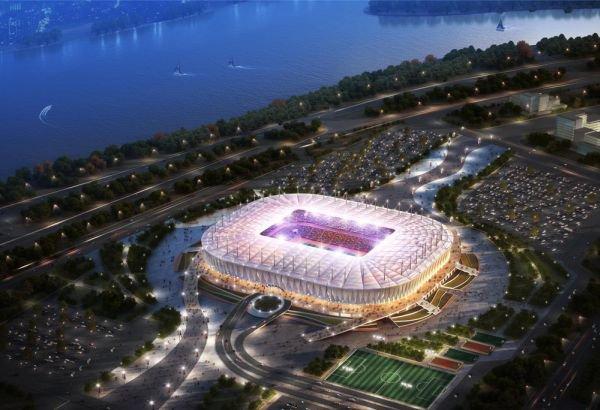 Проектировщик изменил концепцию ростовского футбольного стадиона
