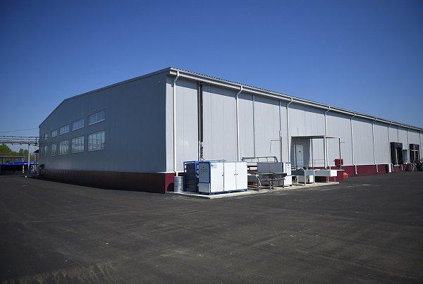 Мясоперерабатывающий комплекс открылся в Адыгее