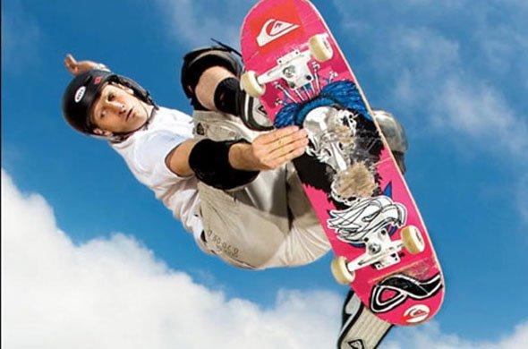 Олимпийский Парк Сочи примет всероссийские соревнования по  скейтбодингу и BMX-фристайлу