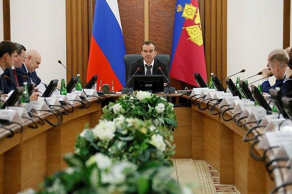Глава Краснодарского края ставит целью увеличить валовый региональный продукт