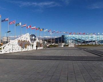 Содержание Олимпийского парка в Сочи потребует 173 миллиона рублей
