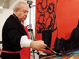 В Майкопе открывается выставка знаменитого Церетели