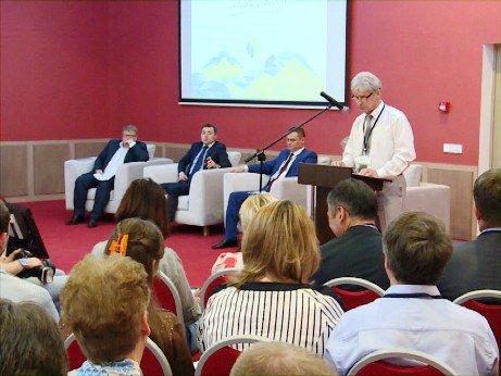 В Сочи стартовал Международный конгресс индустрии зимних видов спорта и туризма