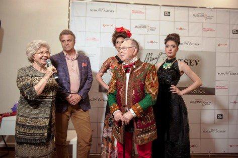 Вячеслав Зайцев открыл в Сочи семейную выставку моды